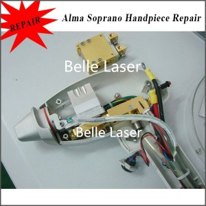 Repair/refurbish Alma Soprano Diode Laser Hair Removal