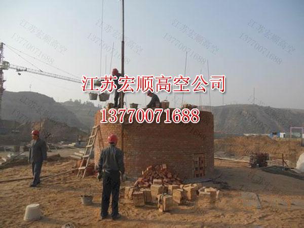 忻州水泥烟囱刷漆产品工程承包