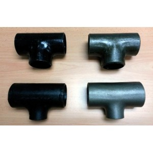 Steel Butt-Welding Pipe Fittings - Tees