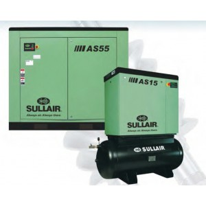 Sullair Screw Air Compressor AS04-AS110-4-110KW