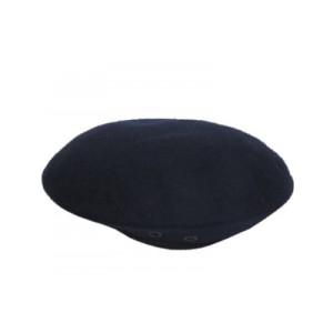 Kadet Bomba Berret-Dark Blue/Marron (Top / A.Wool)