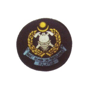 Embroidery Chest Badge