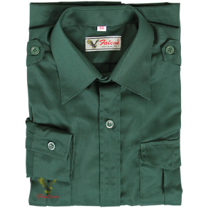 Kadet Remaja Sekolah Shirt-Long Sleeve
