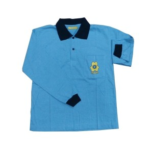 Pandu Puteri Collart T-Shirt Long Sleeve