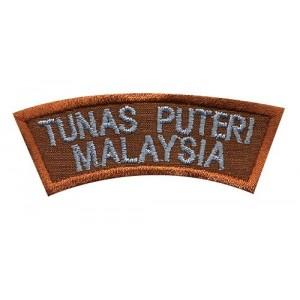 Tunas Embroidery Shoulder Badge-Pair
