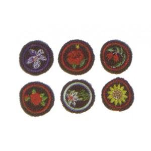 Pandu Embroidery Group Flower