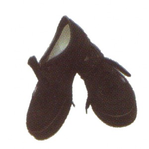 Pengakap Black Shoe