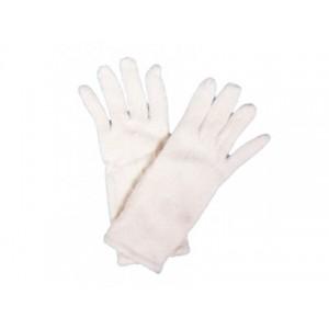 Tunas Kadet Remaja Sekolah White Gloves-Pair