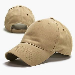All Khaki Caps