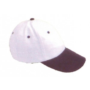 White/Navy Caps