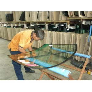Replacement Windscreen And Door Glass Moulding and Rubber