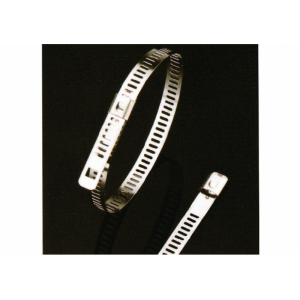 UNCOATED & FULLY COATED LADDER STAINLESS STEEL CABLE TIES ( A SERIES ) AISI. 304 & 316