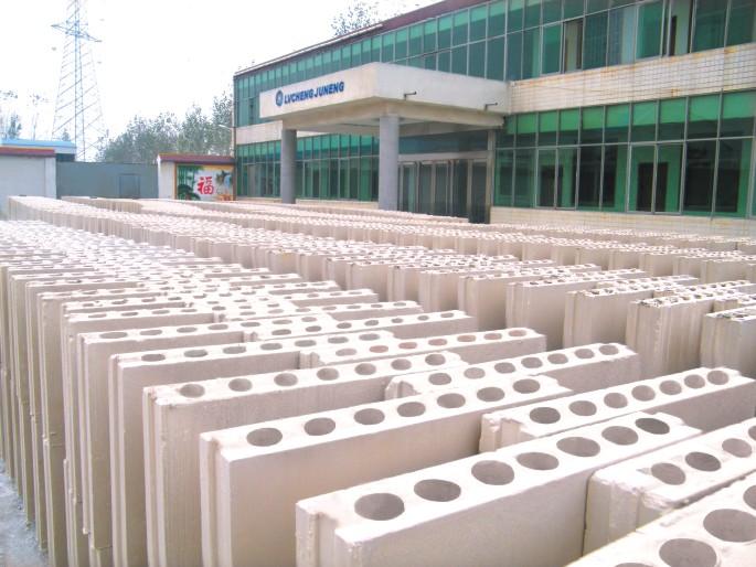 聚能建材石膏砌块,厂家低价直销