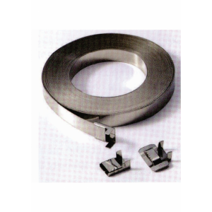 STAINLESS STEEL STRAPPING BANDS AISI. 304 & 316 ( UNCOATED / PVC COATED / PPA COATED )