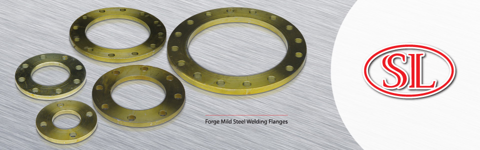 Forge Mild Steel Welding Flanges