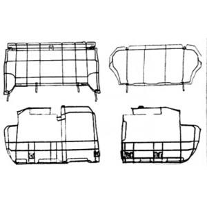 Automotive Seat Frame