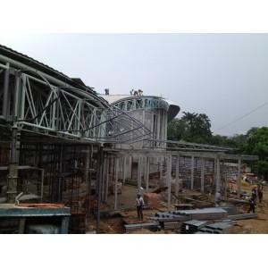 Steel Structure 01