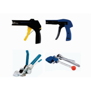 CABLE TIE FASTENING TOOLS (NYLON & STAINLESS STEEL)