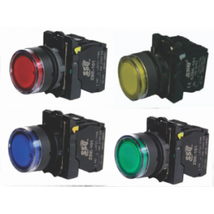 PUSH BUTTON WITH LED LAMP (DB5-SERIES)