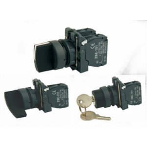 SELECTOR SWITCHES (STANDARD & LONG HANDLE / KEY SWITCHES) DB5-SERIES