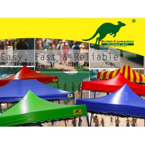 Super Kangaroo Foldable Tent