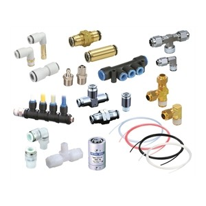 SMC Pneumatic Fittings
