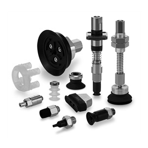 SMC Pneumatic Suction systems