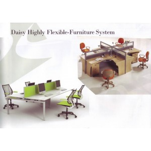 Daisy Highly Flexible-Furniture System