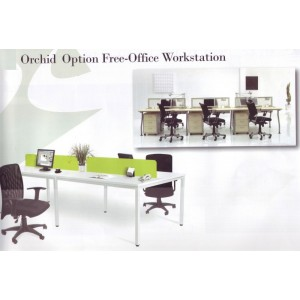 Orchid Option Free-Office Workstation