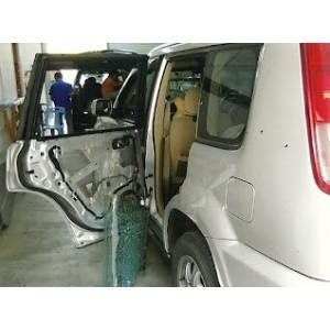 Repair Damaged / cracked / fuzzy / leak windscreen, door glass