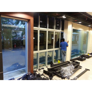 Reflection Window Tinting Commercial Window Tinting