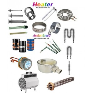 Heater & Thermocouple