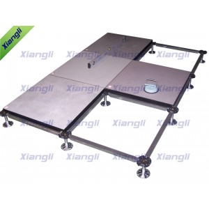 FS1000 Anti-static Calcium Sulphate Raised Access Floor with Various Tile
