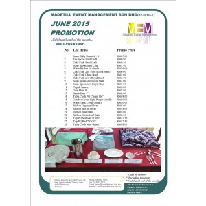 Promo June 2015