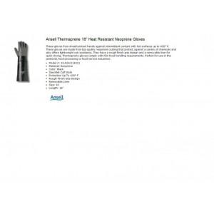 ANSELL THERMAPRENE HEAT RESISTANT GLOVE