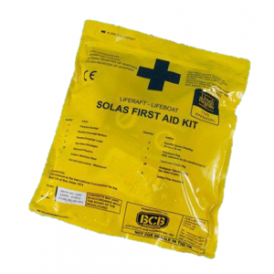 Liferaft and Lifeboat First Aid Kit