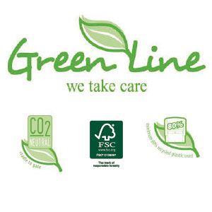 Eco Line / Green Stamp