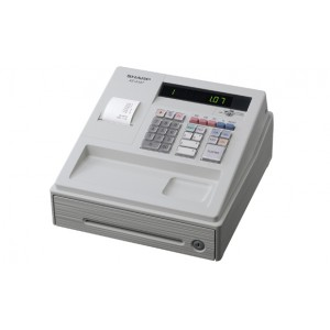 Sharp ECR XE-A107 Cash Register