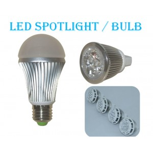 LED Spotlight / BULB